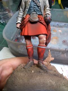 Highlander Clansman 1746  DSC_0587