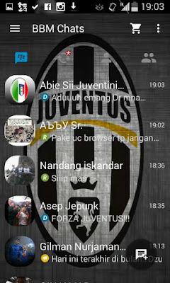 Preview BBM Juventus 3