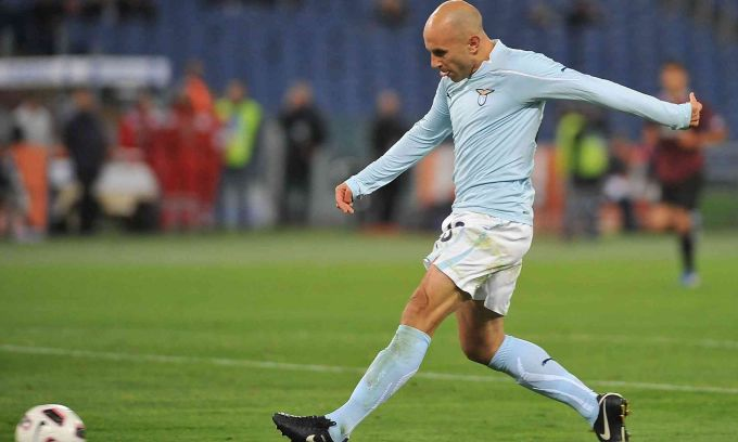 Mark Bresciano from Lazio,