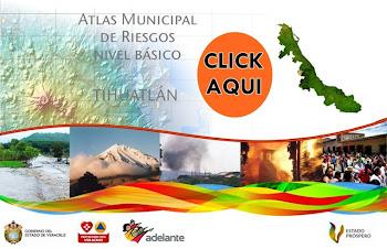 Atlas de Riesgo Tihuatlan Veracruz