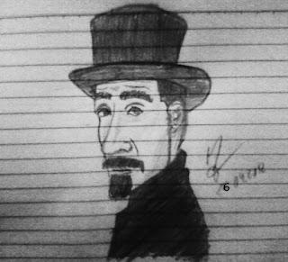Serj Tankian (desenho)