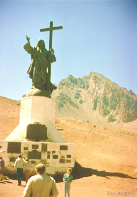 Cristo redentor Mendoza