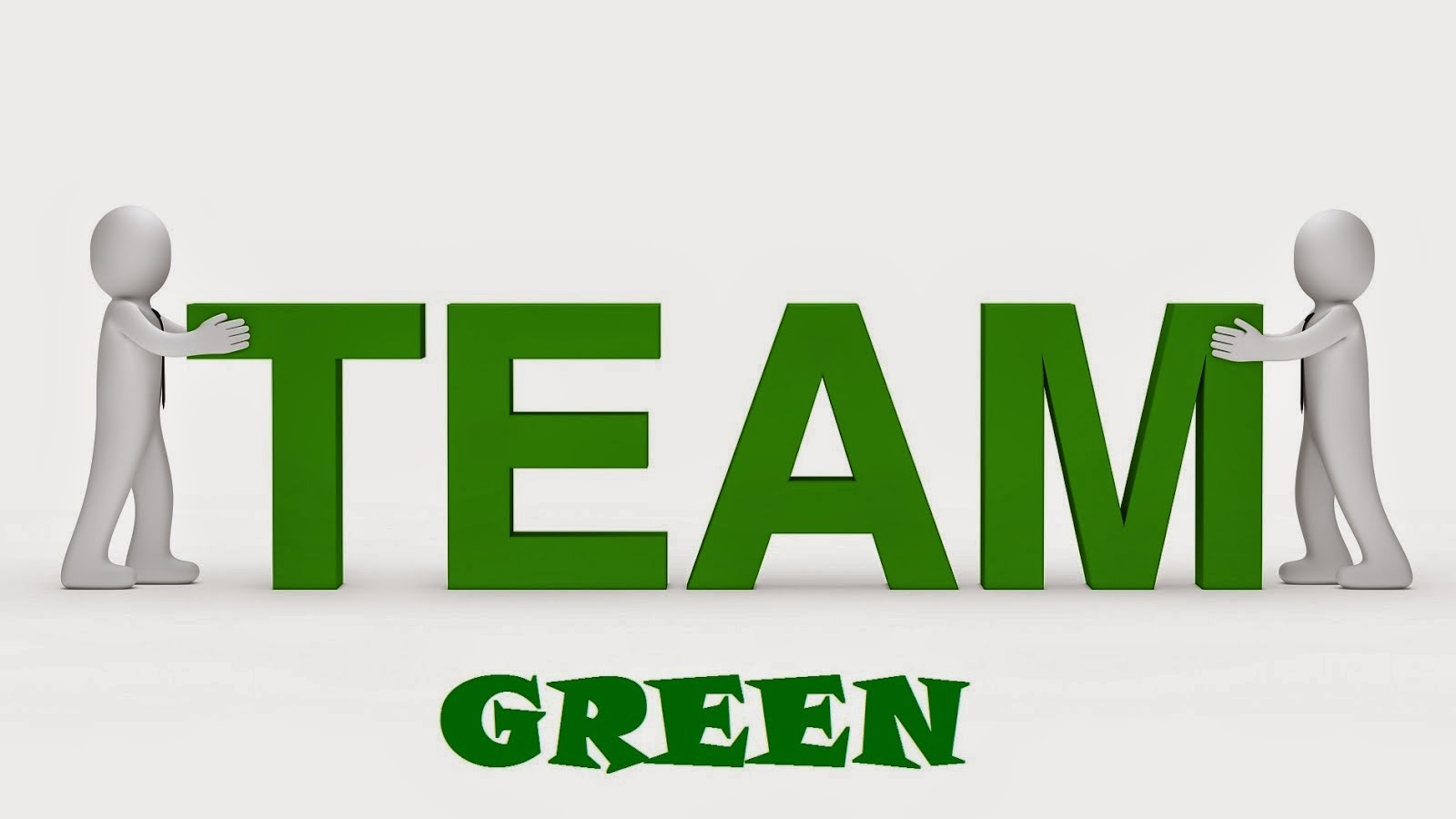 Click here for Team Green
