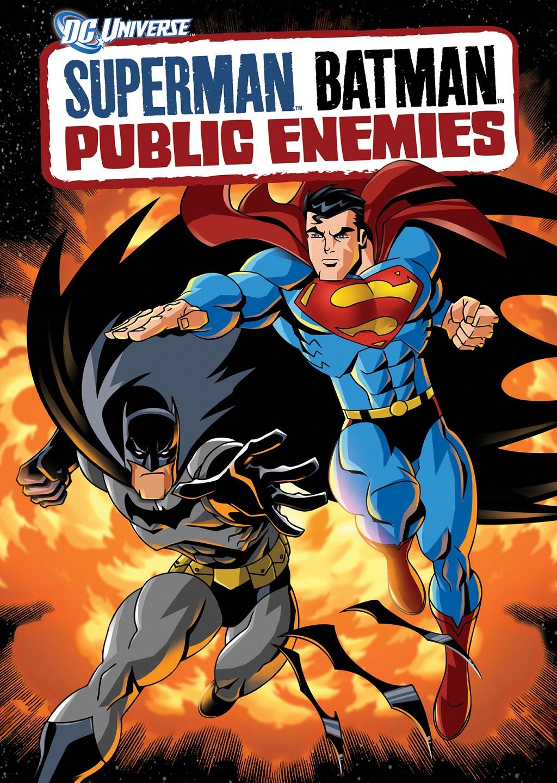 Superman Batman Public Enemies 2009 Movie