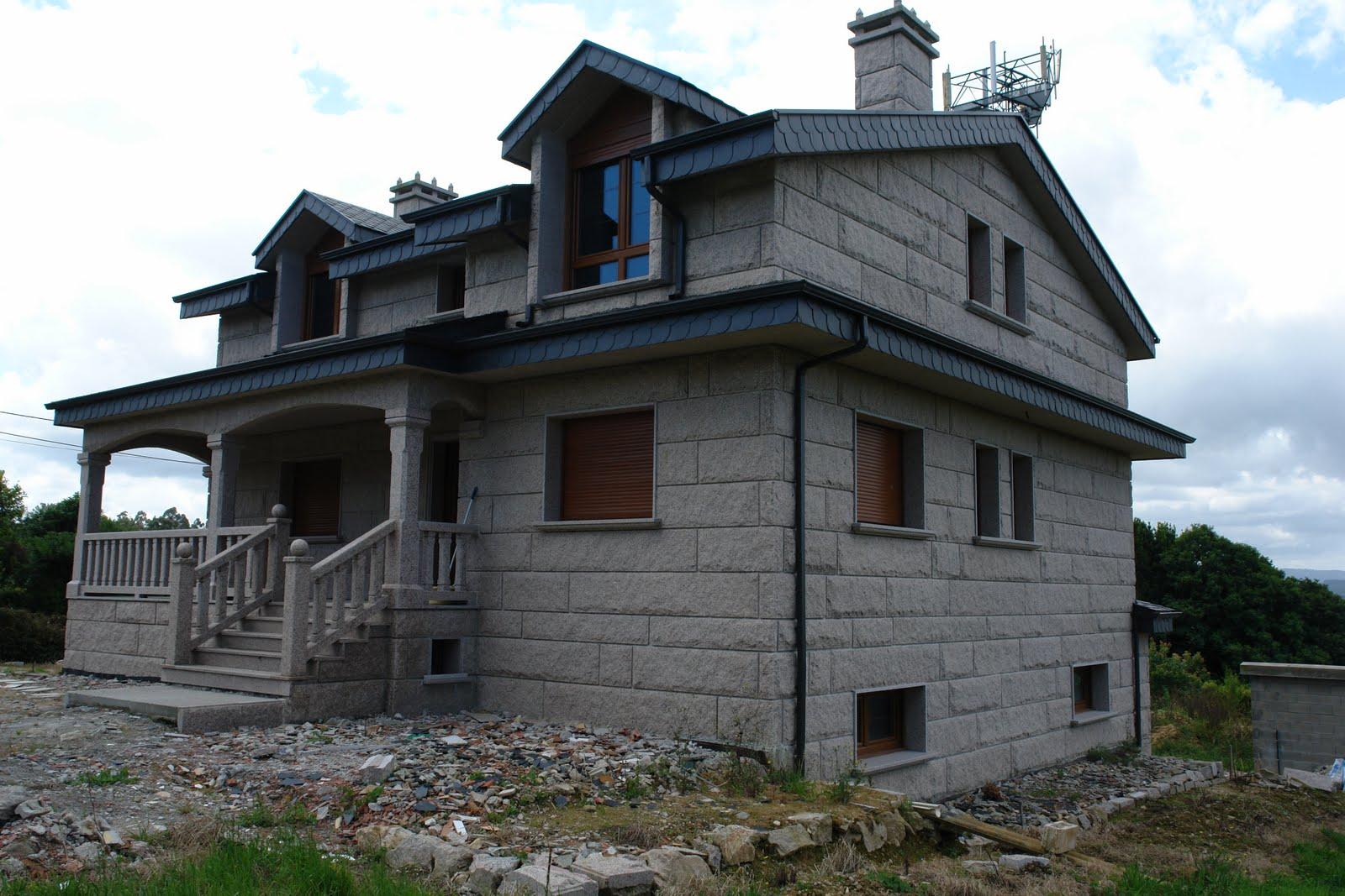 Arquitectura t cnica mir s vivienda unifamiliar en piedra for Arquitectura tecnica ull