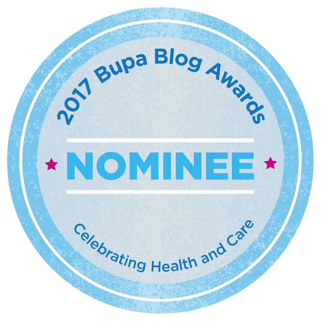 Bupa Award nominee