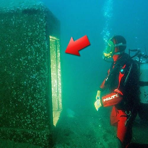 O que os cientistas descobriram no oceano parece coisa de ficção científica