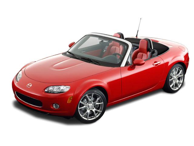 New image of Mazda MX-5