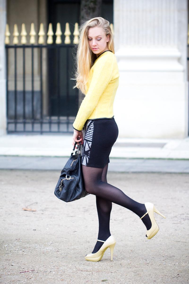Perfect  Tights Skirt Retro Teen Nostalgic Leggings Saddleshoes Saddleoxfords