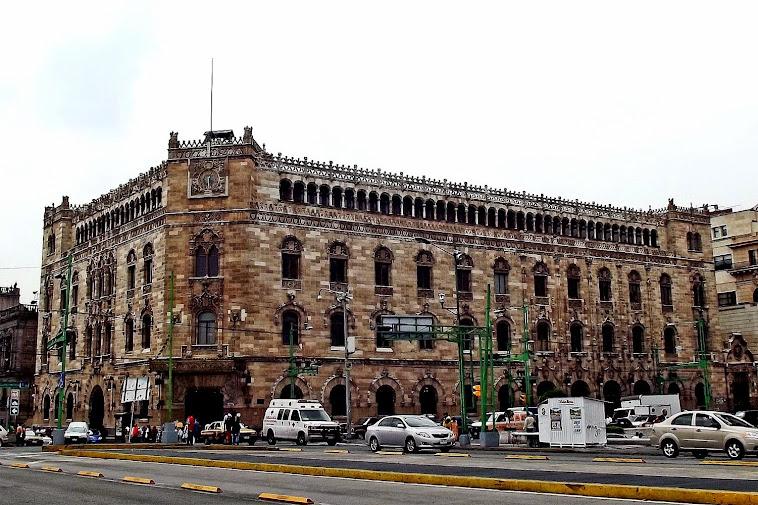 PALACIO DE CORREOS, CENTRO HISTÓRICO