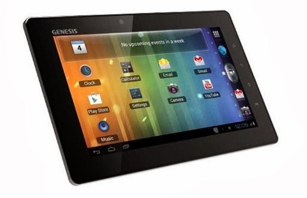 Características Tablet Genesis