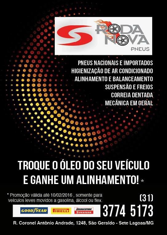 Roda Nova Pneus