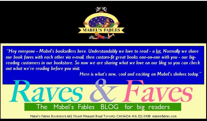 MABEL&#39;S FABLES BOOKSTORE                          Faves And Raves