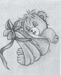 urso no saco