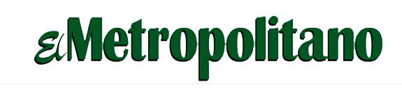 """Periódico """"El Metropolitano"""""""