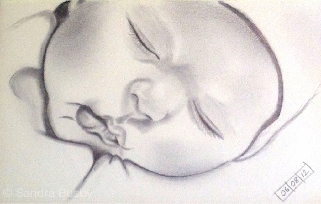 Whilst you were sleeping... | The Art of Sandra Busby