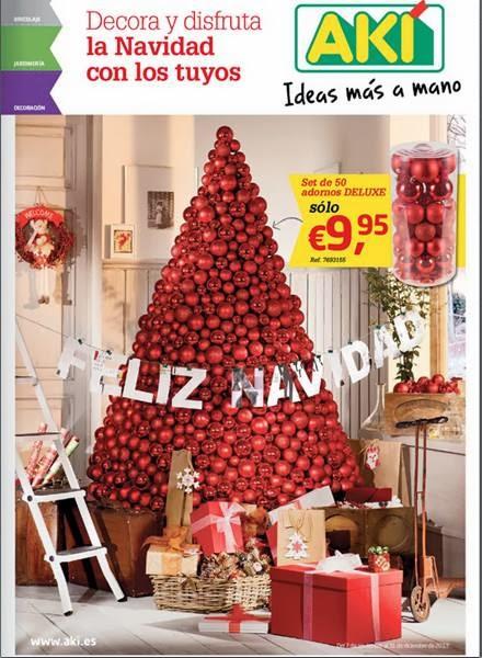adornos de navidad 2013 tiendas aki