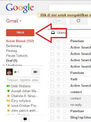 Kirim Email Gmail