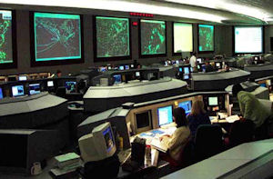 The FAA Command Center