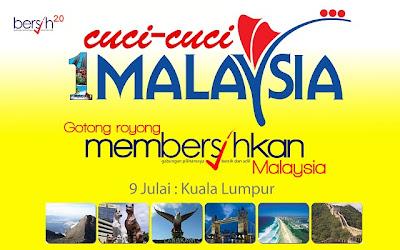 Cuci-Cuci 1Malaysia