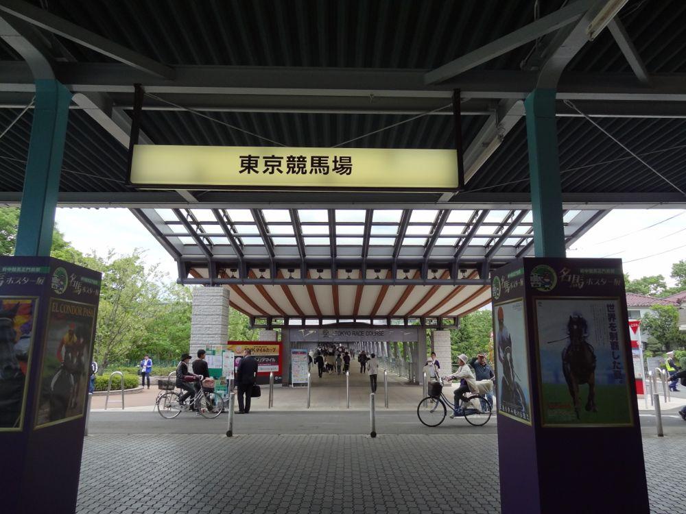 競馬 場 東京