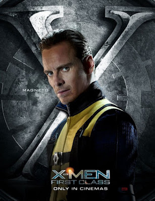 X-Men: First Class - Michael Fassbender as Magneto