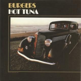 Hot Tuna - Burgers 1972