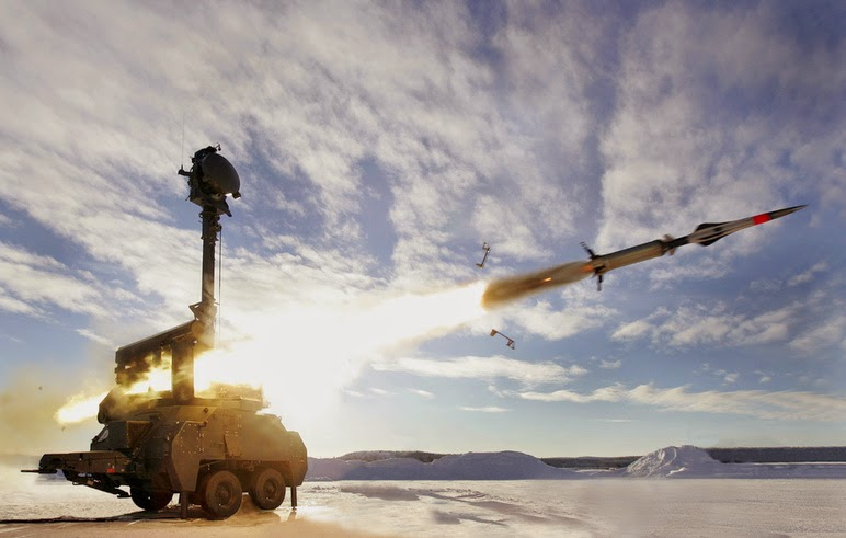 SAAB Ground Based Air Defence (GBAD) systems
