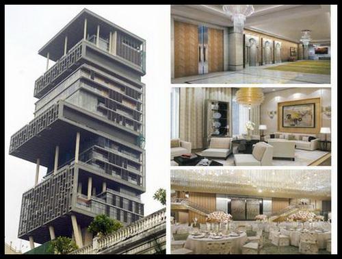gambar top 5 rumah paling mahal di dunia