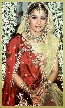 madhuri dixit wedding pics famous peoples wedding photos
