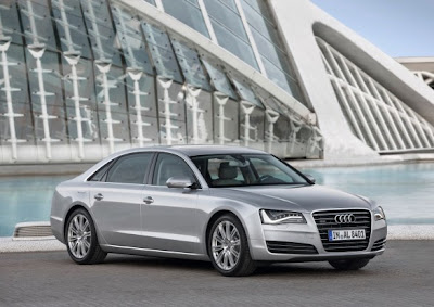 Audi A8 : Voici le 4.0 V8 TFSI biturbo