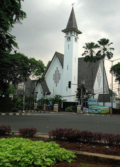 St. Paul's Church of Jakarta
