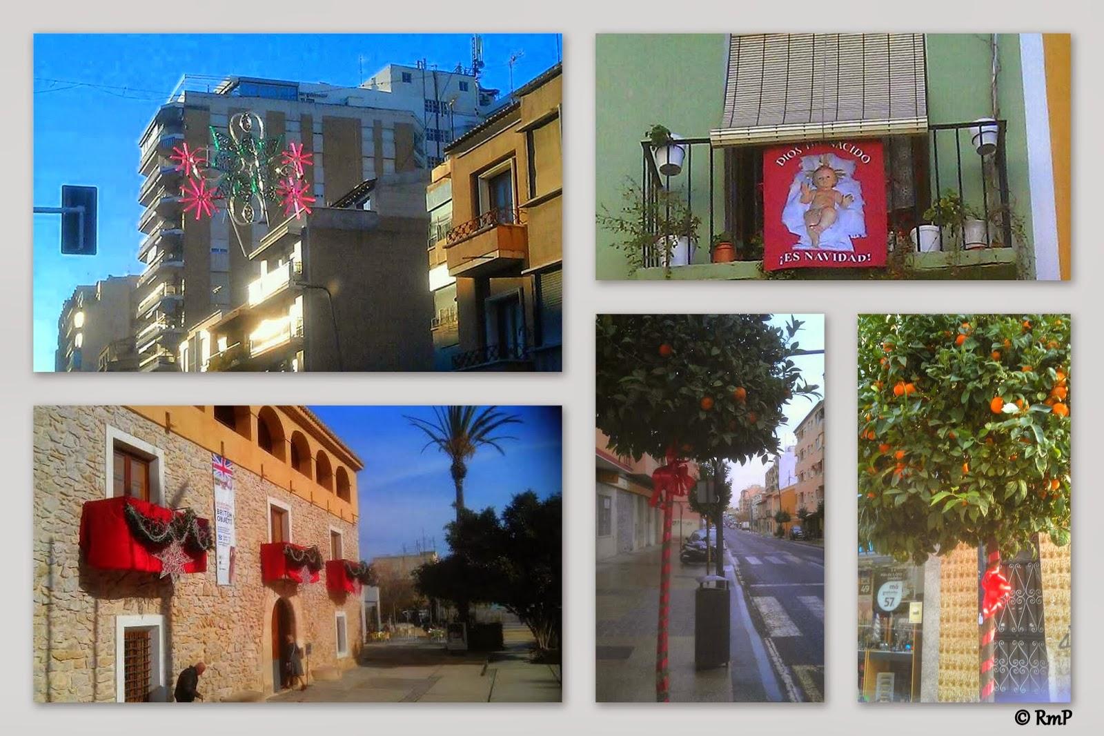 julefeiring i spania