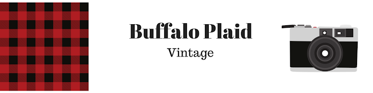 Buffalo Plaid Vintage
