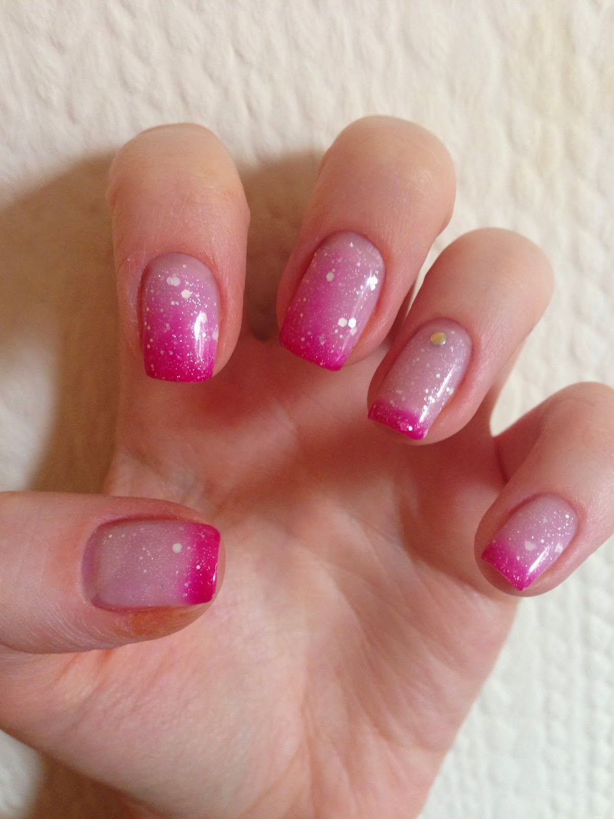 NailsByNumbers: DIY Hard Nails - Colour Changing Gel Polish Review