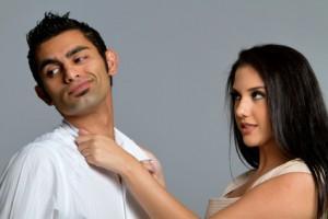 أمور تثير اشمئزاز الرجال في شكل النساء  - رجل يتجاهل يكره امرأة - man ignoring woman hate