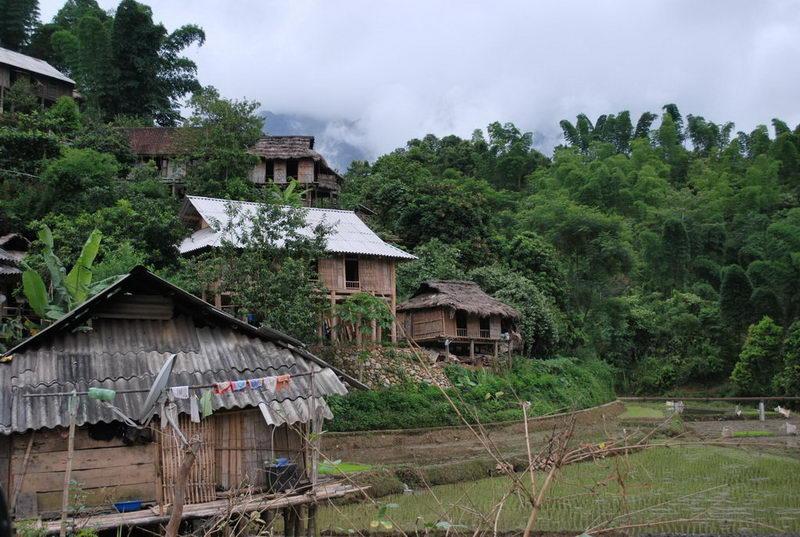 Tham quan thung lũng Mai Châu ở Hòa Bình