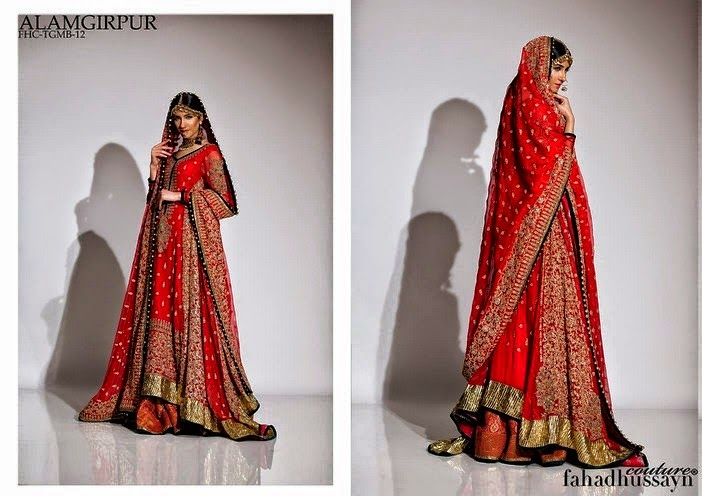 Alamgirpur- Formal Bride Couture