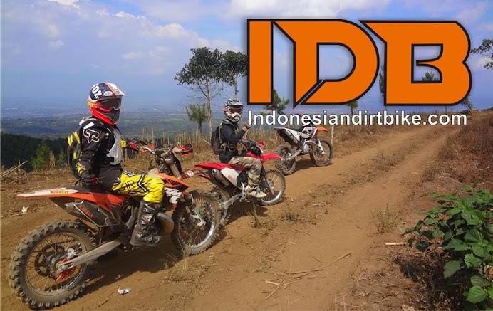 Indonesian Dirt Bike