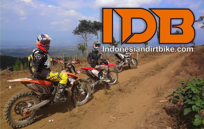 Indonesian Dirt Bike