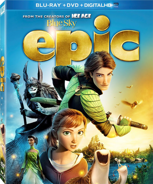 Epic el reino secreto 2013 hdrip latino animacion for Audio libro el jardin secreto