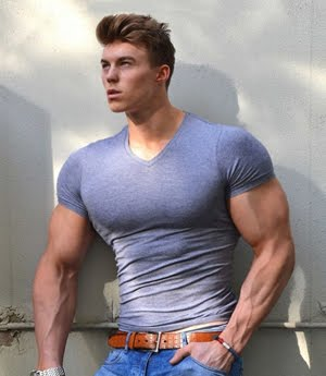 Terrific Teen Muscle