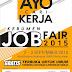 Job Fair Kebumen 2015, 2-3 September