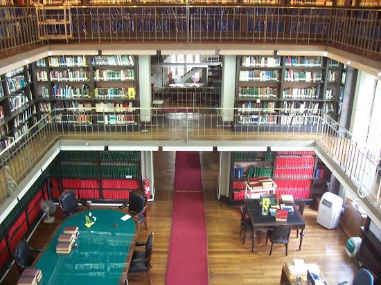 Que significa soñar con biblioteca