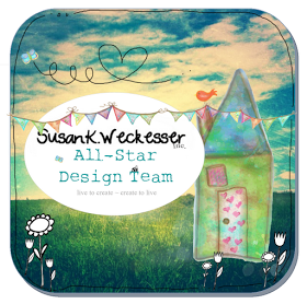 Proud to design for Susan K.Weckesser