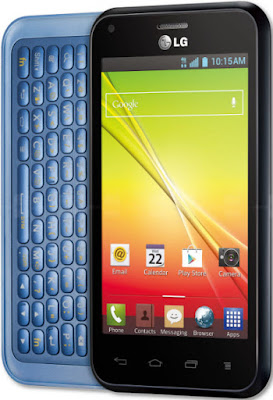 LG Optimus F3Q complete specs and feature