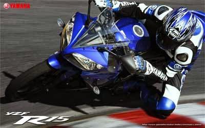 Poster Yamaha R15