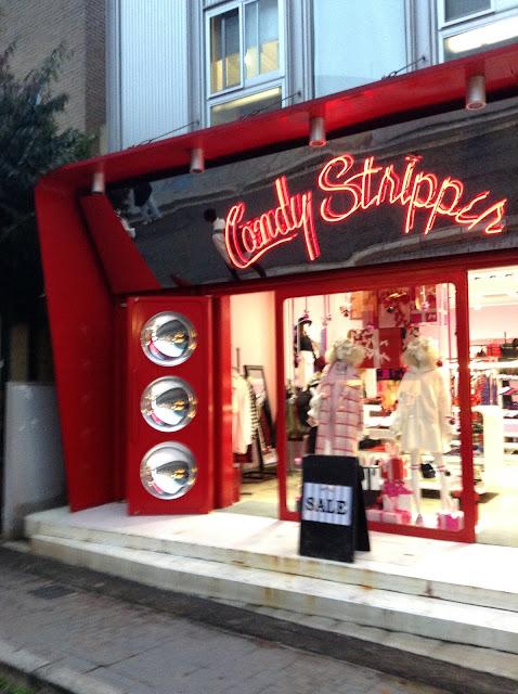 Candy Stripper, Harajuku