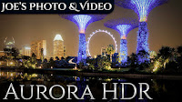 Basic Retouching - Night Cityscape | Aurora HDR Tutorial