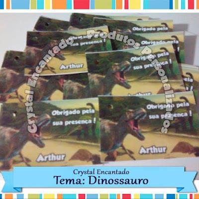 Adesivos Dinossauro